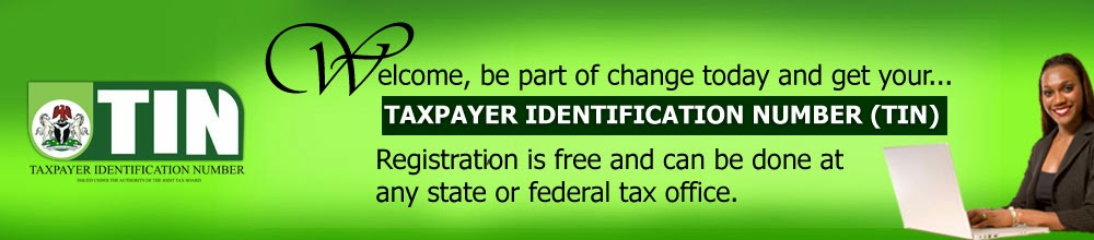 TIN-Taxpayer Identification Number