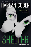 shelter by harlan coben book cover