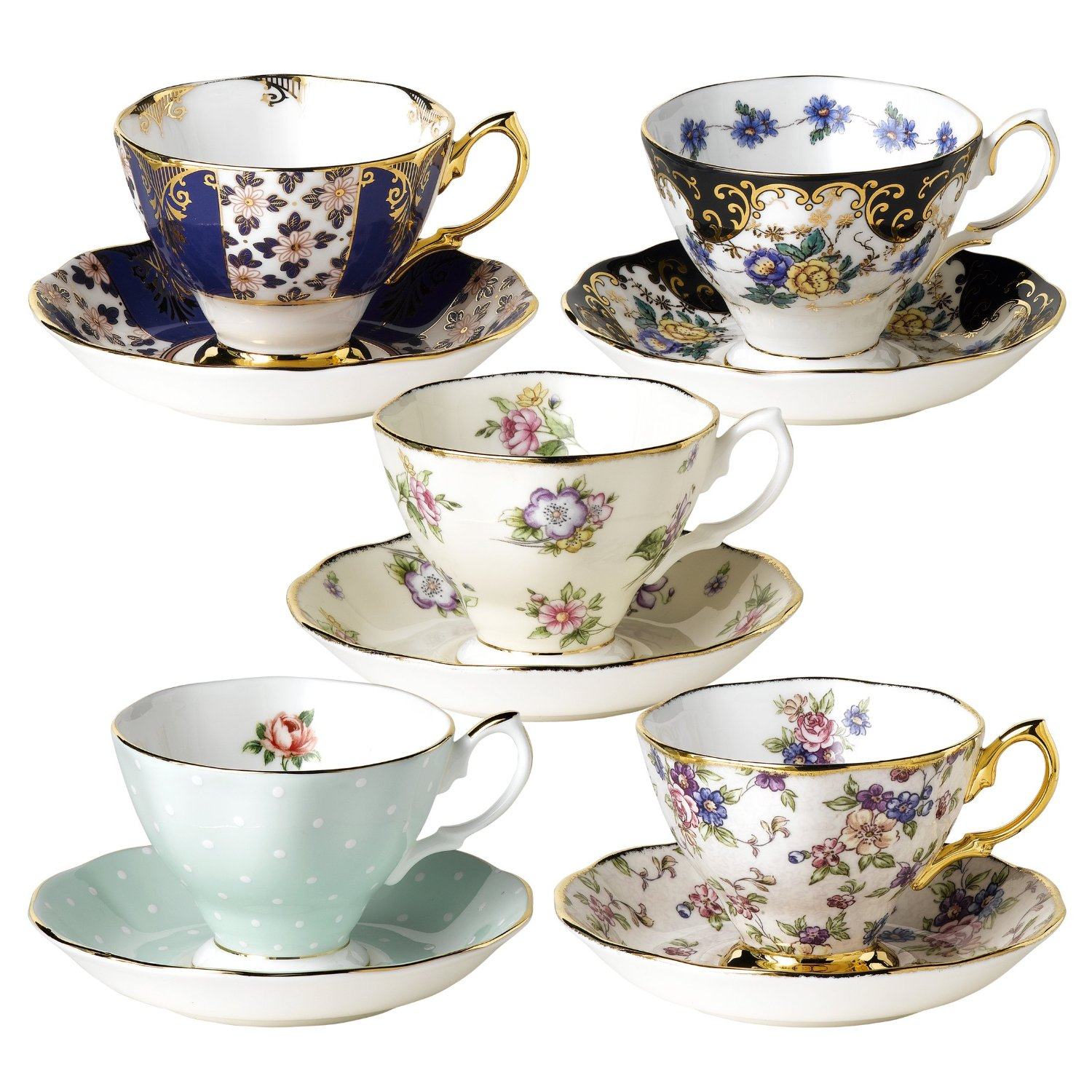 Best Price for Teacups and Saucers