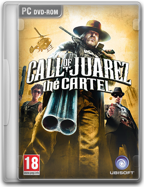 Capa Call of Juarez: The Cartel   PC (Completo) 2011 + Crack