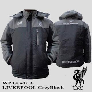 Jaket Waterproof Liverpool