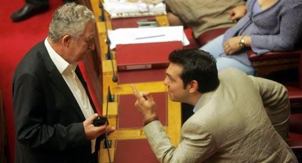 Μια καλή είδηση από πλευράς ΣΥΡΙΖΑ: Ναυάγησε η συνεργασία ΣΥΡΙΖΑ-ΔΗΜΑΡ