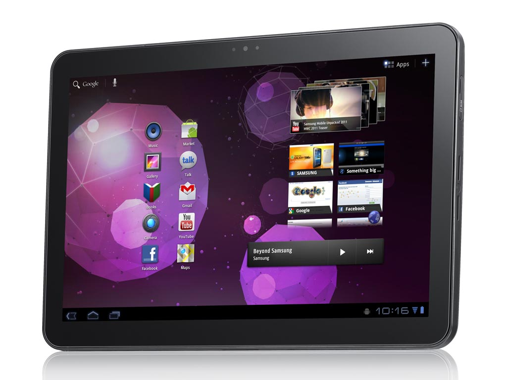 Top 5 Best 10-inch Android Tablets You Must Buy in 2012