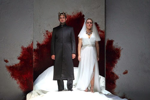 Fanco Fagioli and Sophie Bevan - Idomeneo - picture copyright ROH Catherine Ashmore
