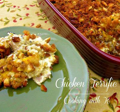 Chicken Terrific