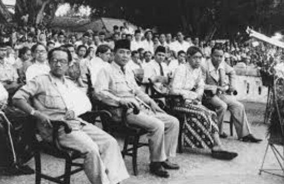 Tokoh-tokoh Pergerakan Nasional Indonesia