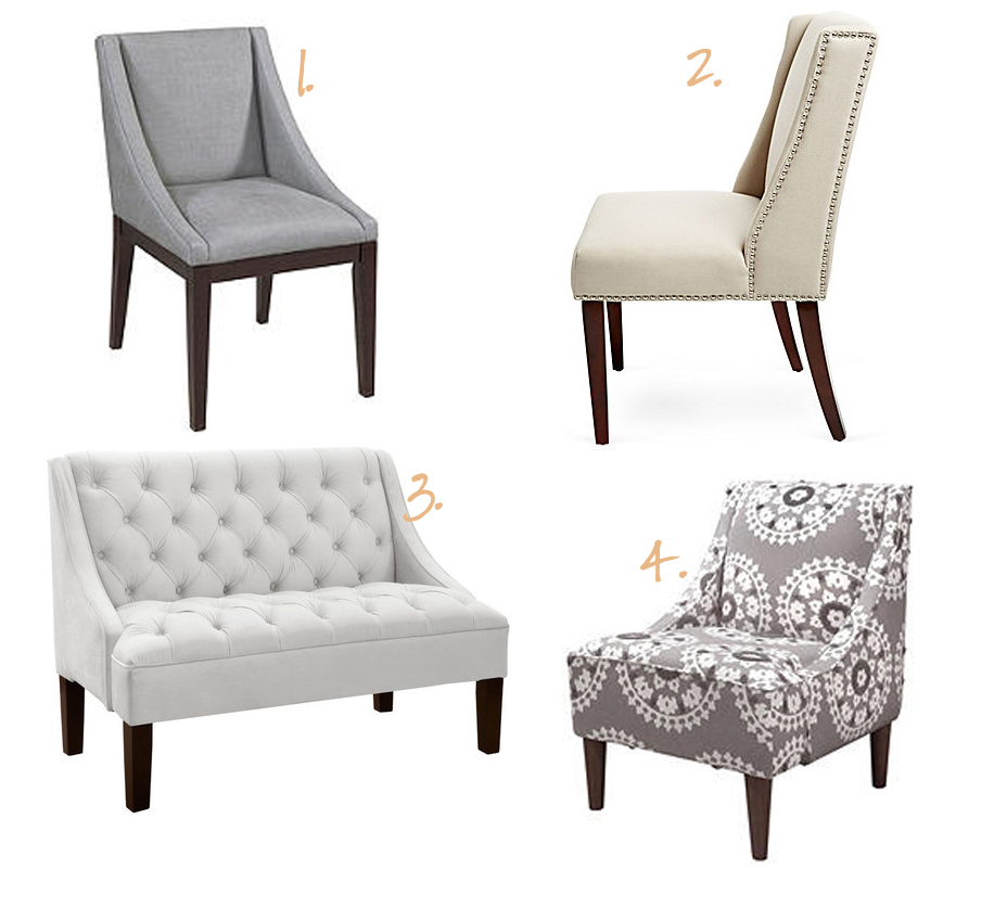 I Wanted A Swoop Chair Because.. Well, I Just Love Them.