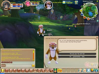 FairyLand 2 Online - Big Bad Wolf