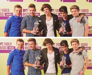 One Direction MTV VMAs 2012