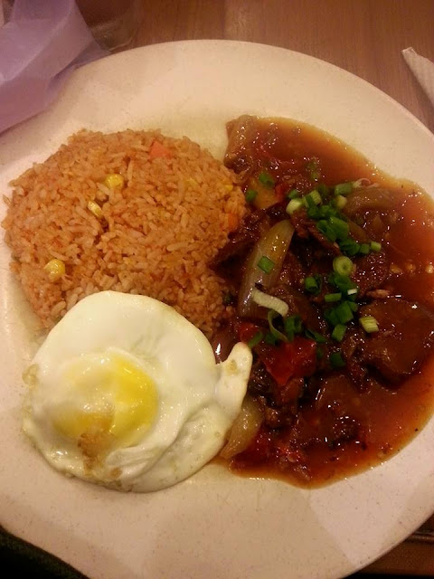 nasi goreng sedap, warung santai, blogger makan