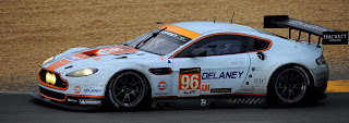 Aston Martin Racing Vantage V8 n°96 Jaeger-LeCoultre