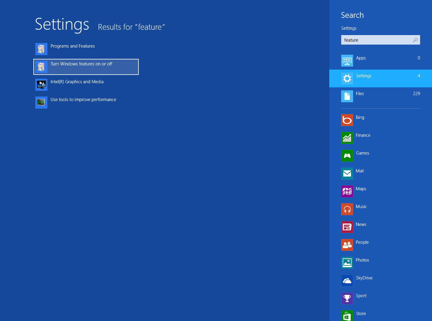 1. Features Hyper V : Virtual Machines di Windows 8
