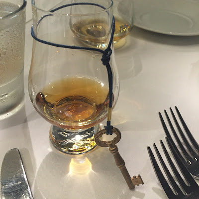 Blade and Bow Whiskey Tasting Sample