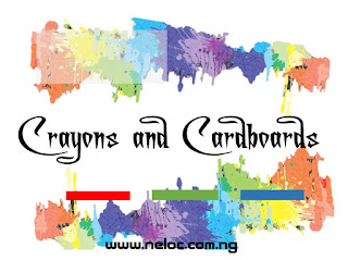 Poetry: Crayons and Cardboards
