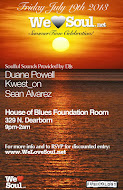 Fri 7/19: We Love Soul @ HOB Foundation Room