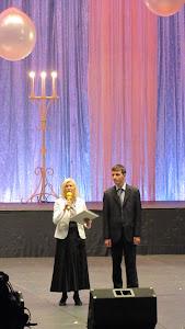 Renata Verejanu și fiul, promotori UNESCO și a Consiliului Europei
