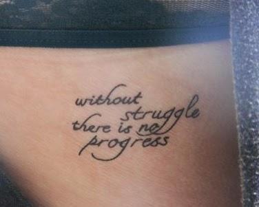 Women Tattoo Quotes