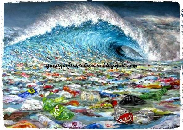 cual es el significado de soñar con desperdicios