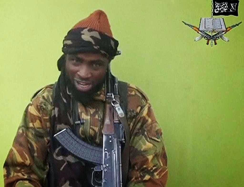 Abubakar Shekau, chefe do Boko Haram diz que o morticínio dos cristãos é preceito ordenado pelo Corão.