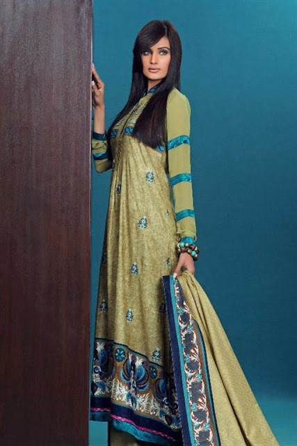 Pakistani Fashion Shalwaar Kameez