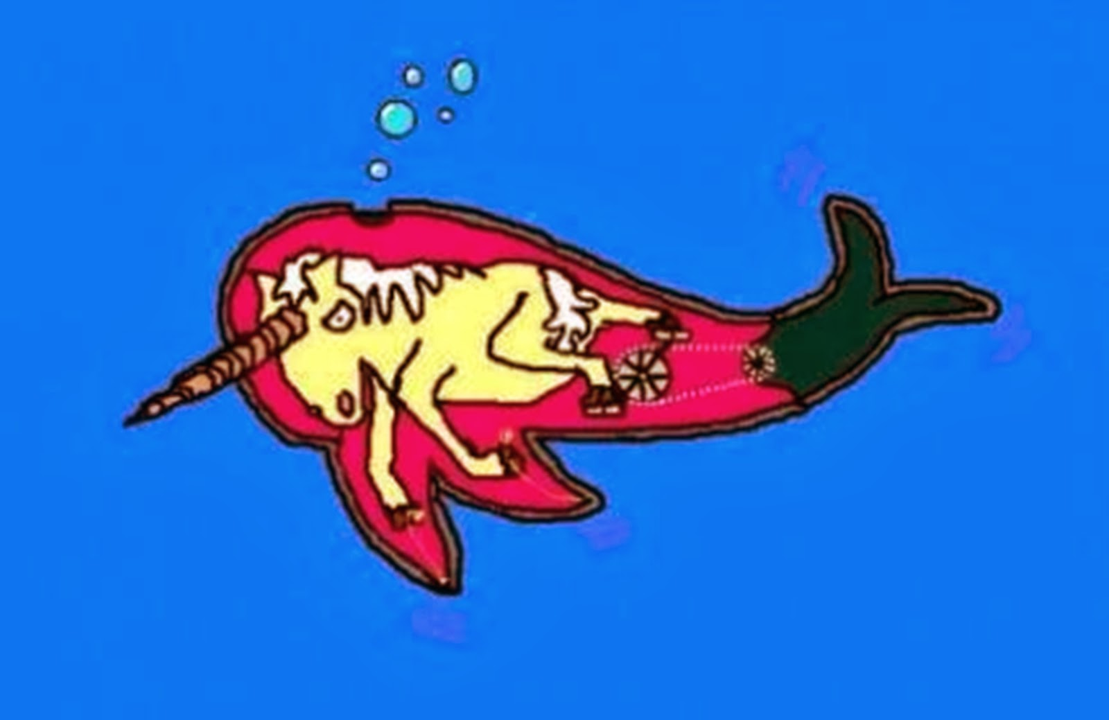 Displaying 19 gt  Images For - Animated Narwhals   Narwhals Cartoon