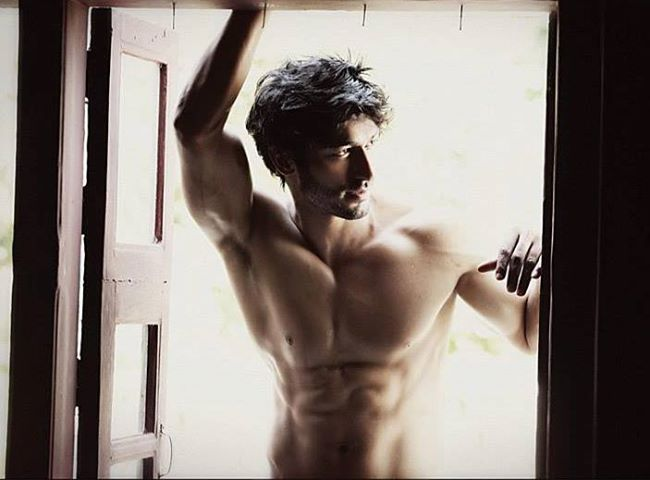 Vidyut Jamwal training at Georgia