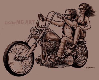 Harley Tattoos Designs