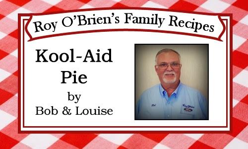 Bob & Louise Kool-Aid Pie Recipe