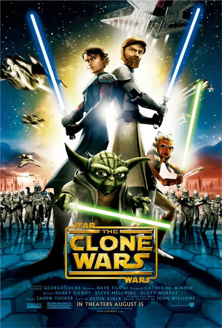 DVDs in my collection: Star Wars: The Clone Wars