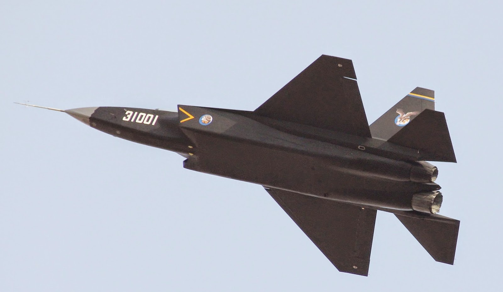 J 31 J-31 Falcon Eag...