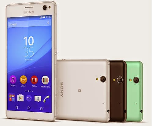 Sony Xperia M4 Aqua launched for Rs 24,990, Xperia C4 showcased