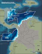 Mapa de COLOMBIA (colombia)