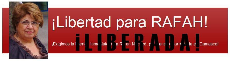Comité de apoyo a Rafah Nached de la Escuela Lacaniana de Psicoanálisis. ELP-España