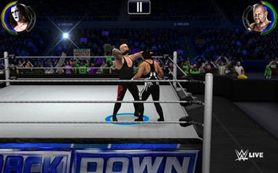 WWE 2K v1.1.8117 + Data for Android