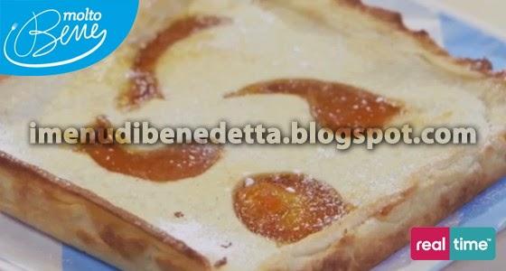 Crostata Bucata di Benedetta Parodi