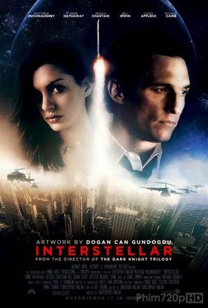 Interstellar 2014 poster