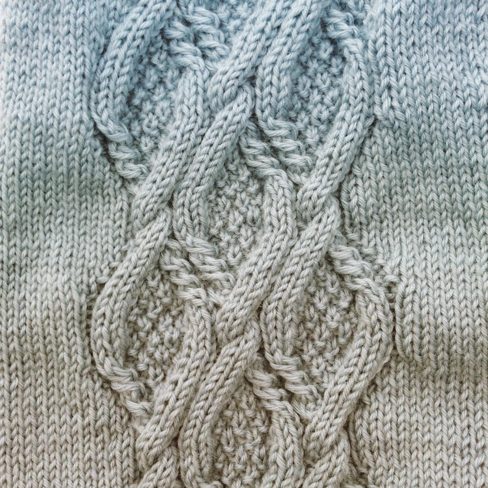 tricot torsade