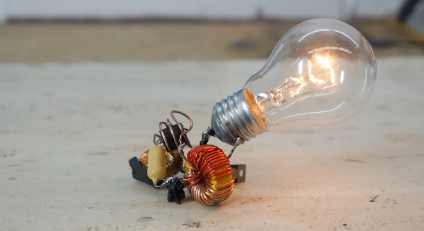 free energy light bulb