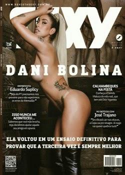 dani Revista Sexy: Dani Bolina   Abril de 2014