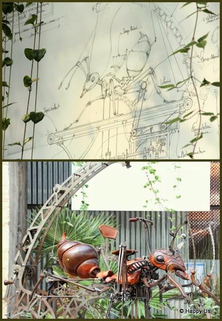 La Galerie des Machines de Nantes