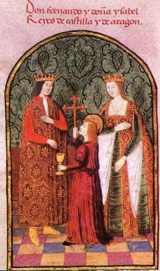 Los Reyes Católicos  - Fernando II e Isabel I de España