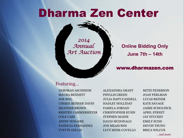 http://www.dharmazen.com/artauction.html