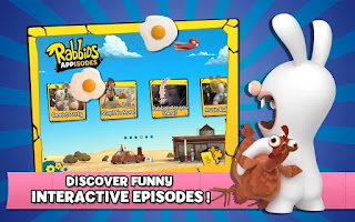 Rabbids Appisodes 1.0.0 Mod Apk (Unlimited Money)