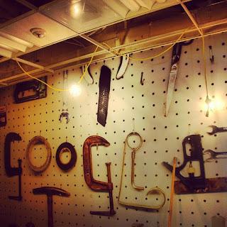 Unleashing creativity Google's CSI:Lab