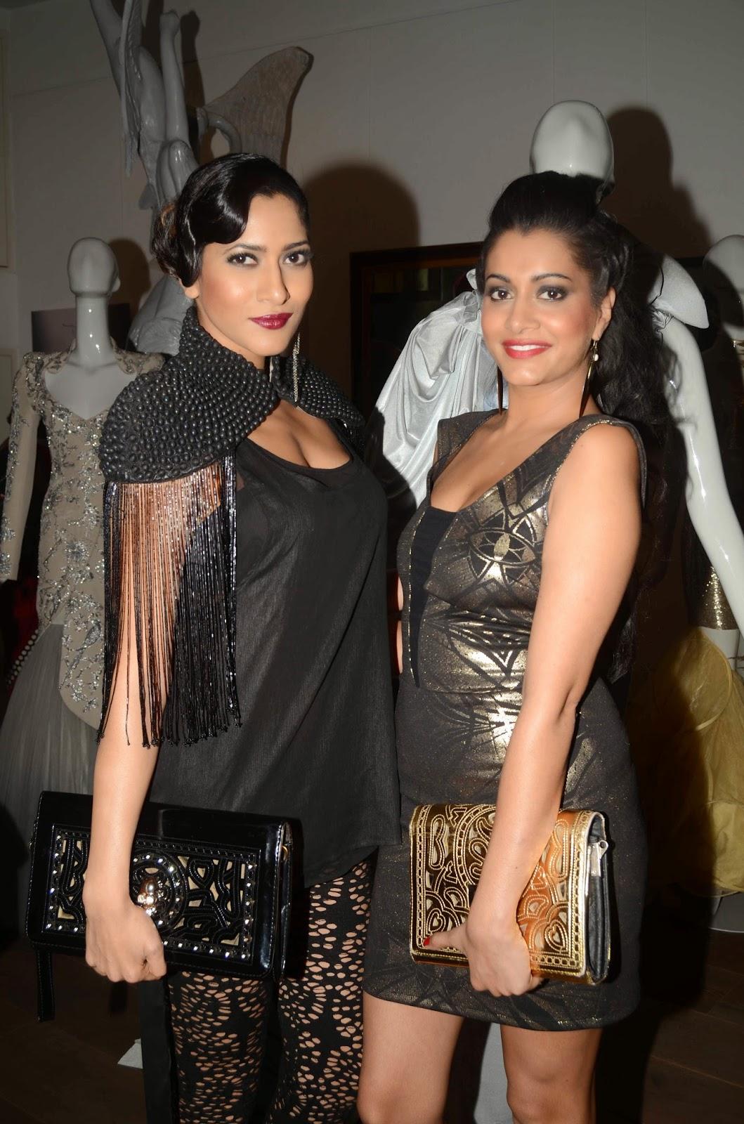 Celebs at Fashion Designer Gaurav Gupta's Store Launch Pics