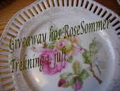 "GIVE AWAY HOS  HERLIGE "" ROSESOMMER"""