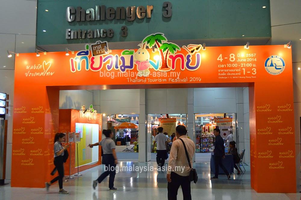 Thailand Tourism Festival 2014 Bangkok