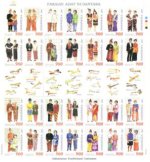 budaya nusantara: Propinsi Indonesia