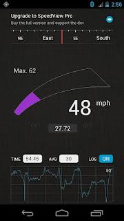 SpeedView: GPS Speedometer apk