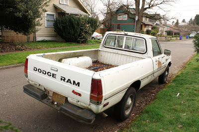 1981 Dodge Power Ram D50 Custom.